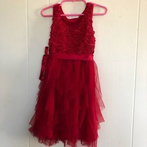Knit Works Girls Dress Sz 5